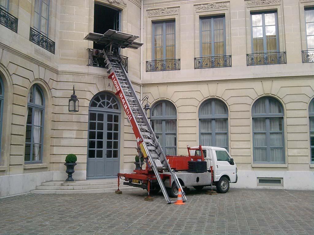 Déménageurs parisiens